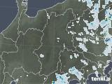 2020年08月01日の長野県の雨雲レーダー