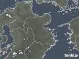 2020年08月01日の大分県の雨雲レーダー