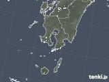 2020年08月01日の鹿児島県の雨雲レーダー
