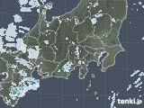 2020年08月02日の関東・甲信地方の雨雲レーダー