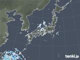 2020年08月02日の雨雲レーダー
