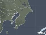 2020年08月02日の千葉県の雨雲レーダー