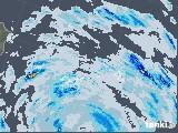 2020年08月02日の沖縄県(宮古・石垣・与那国)の雨雲レーダー