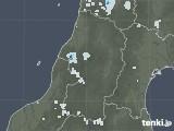 2020年08月02日の山形県の雨雲レーダー