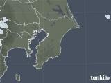 2020年08月03日の千葉県の雨雲レーダー
