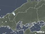 雨雲レーダー(2020年08月03日)