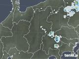 2020年08月04日の長野県の雨雲レーダー