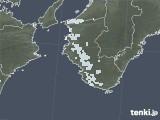 2020年08月04日の和歌山県の雨雲レーダー