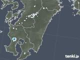 雨雲レーダー(2020年08月04日)