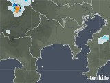 雨雲レーダー(2020年08月05日)
