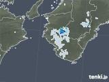 2020年08月05日の和歌山県の雨雲レーダー