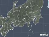 2020年08月06日の関東・甲信地方の雨雲レーダー