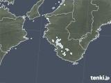 2020年08月06日の和歌山県の雨雲レーダー