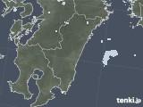 2020年08月06日の宮崎県の雨雲レーダー