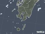 2020年08月06日の鹿児島県の雨雲レーダー
