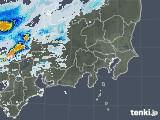 2020年08月07日の関東・甲信地方の雨雲レーダー