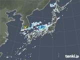 2020年08月07日の雨雲レーダー