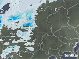 2020年08月07日の長野県の雨雲レーダー