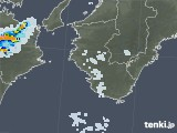 2020年08月07日の和歌山県の雨雲レーダー