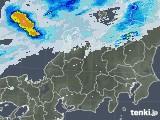 2020年08月08日の北陸地方の雨雲レーダー