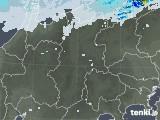 2020年08月08日の長野県の雨雲レーダー