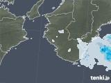 雨雲レーダー(2020年08月08日)
