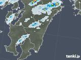 2020年08月08日の宮崎県の雨雲レーダー