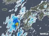 雨雲レーダー(2020年08月09日)