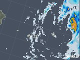 2020年08月09日の沖縄県(宮古・石垣・与那国)の雨雲レーダー
