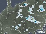 2020年08月10日の長野県の雨雲レーダー
