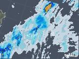 2020年08月10日の沖縄県(宮古・石垣・与那国)の雨雲レーダー