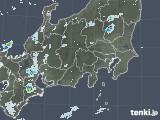 2020年08月11日の関東・甲信地方の雨雲レーダー