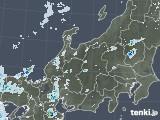 2020年08月11日の北陸地方の雨雲レーダー