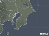 2020年08月11日の千葉県の雨雲レーダー