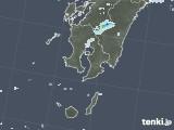 2020年08月11日の鹿児島県の雨雲レーダー