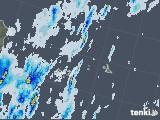 2020年08月11日の沖縄県(宮古・石垣・与那国)の雨雲レーダー