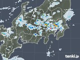 2020年08月12日の関東・甲信地方の雨雲レーダー