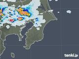 2020年08月12日の千葉県の雨雲レーダー