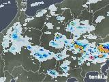 2020年08月12日の長野県の雨雲レーダー