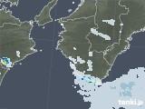 2020年08月12日の和歌山県の雨雲レーダー