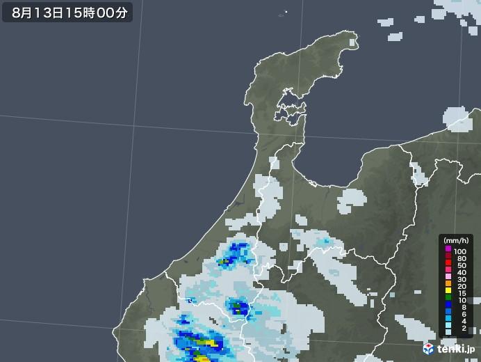 雨雲 石川 レーダー 県 石川県の天気予報・雨雲レーダーとライブカメラ