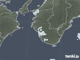 2020年08月13日の和歌山県の雨雲レーダー