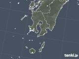2020年08月13日の鹿児島県の雨雲レーダー