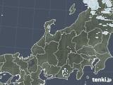 2020年08月14日の北陸地方の雨雲レーダー