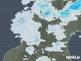 2020年08月14日の山形県の雨雲レーダー