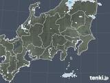 2020年08月15日の関東・甲信地方の雨雲レーダー