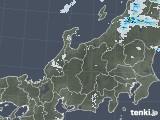 2020年08月15日の北陸地方の雨雲レーダー