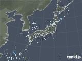 雨雲レーダー(2020年08月15日)