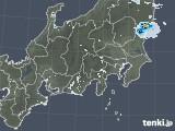 2020年08月16日の関東・甲信地方の雨雲レーダー