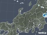 2020年08月16日の北陸地方の雨雲レーダー